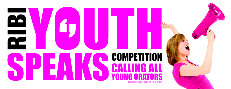Youth Speaks contest